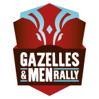 Gazelles And Men Rally 2018 Logo