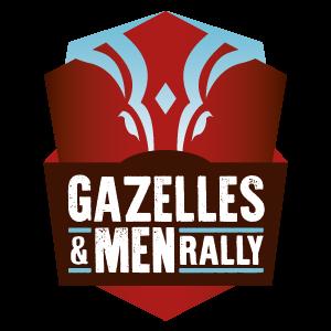 Gazelles And Men Rally 2018 Logo